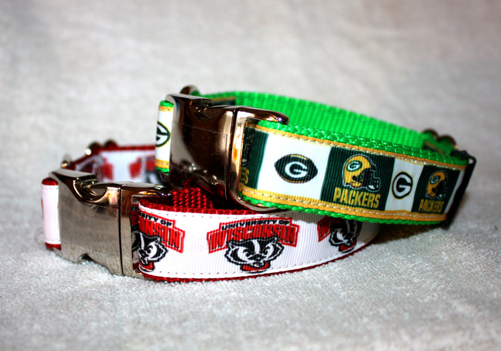 PackerBadgerCollar