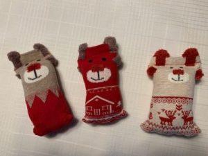 Kitty Socks with Catnip