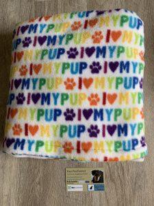 Dog Blanket or Crate Liner